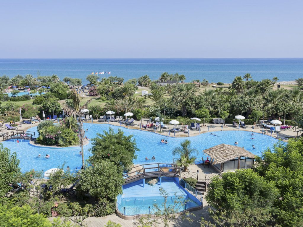 Neueröffnung 2021 : 5* Grand Palladium Sicilia Resort and Spa