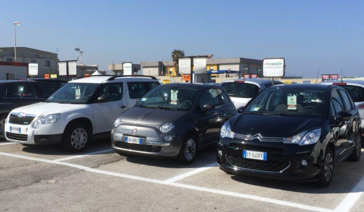 Welche Erfahrungen haben wir persönlich bei der Mietwagen Buchung in Sizilien gemacht ?