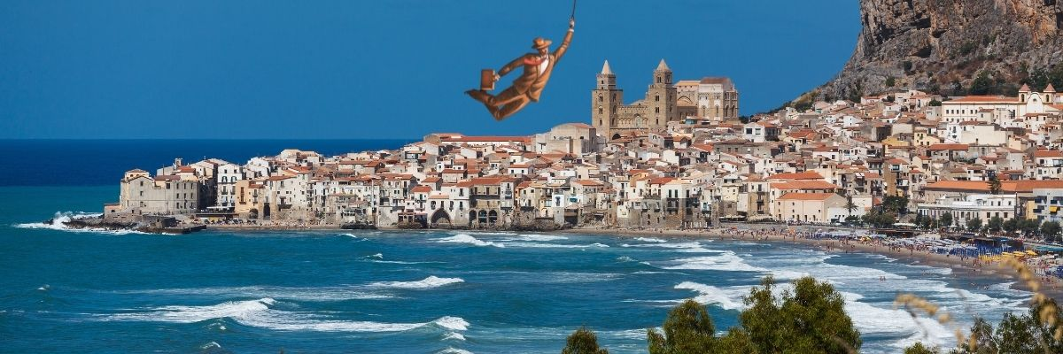 Dreharbeiten von Indiana Jones 5 in Sizilien haben begonnen